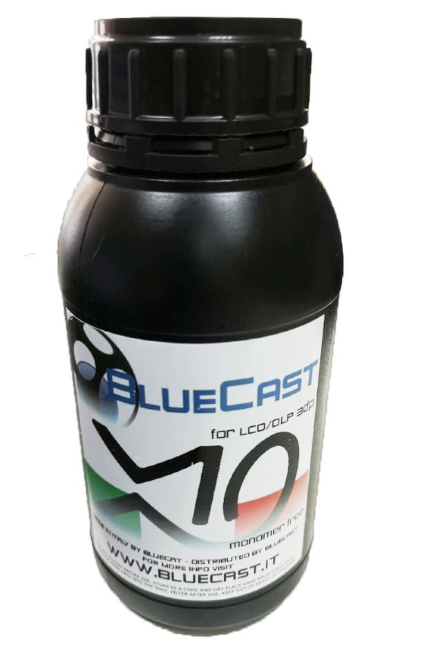 BlueCast X10 for LCD/DLP 3dp (500 г.)